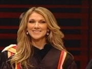 Céline Dion reçoit la plus haute distinction que peut octroyer une université