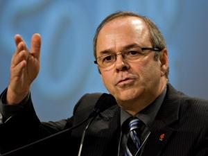 Michel Arsenault, président de la FTQ