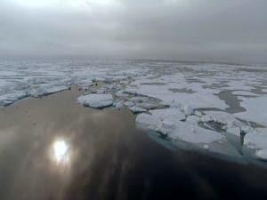 L'Arctique en septembre