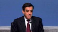 Le premier ministre français François Fillon à la clôture du Sommet de la Francophonie