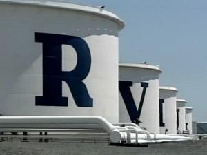 La raffinerie Irving