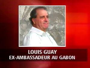 Louis Guay, diplomate canadien