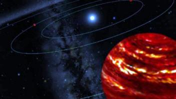Le système planétaire HR 8799