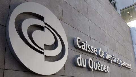 Caisse de dépôt et de placement du Québec. PC/Ryan Remiorz