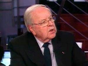 Yves Michaud, fondateur du Mouvement d'éducation et de défense des actionnaires