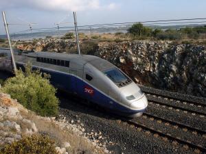 Un TGV français