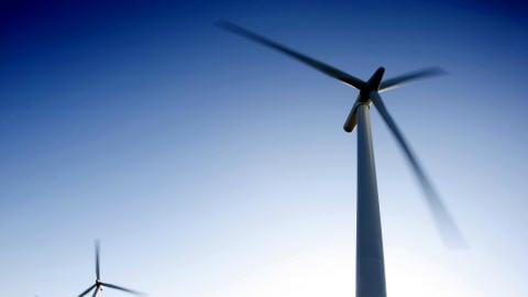 Éoliennes en Grande-Bretagne