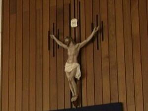 Un crucifix