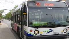 Autobus du RTC