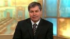 Le ministre de la Santé, Yves Bolduc