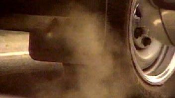 Pollution automobile