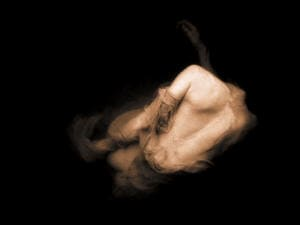 Scène de Danse macabre, de Pedro Pires