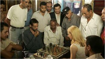 Scène de Cairo Time, de  Rubba Nada