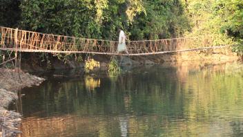 Scène de The Man Beyond the Bridge, de Laxmikant Shetgaonkar, prix «Découverte» de la Fédération internationale des critiques de cinéma