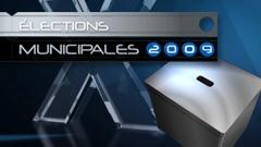 Élections municipales 2009