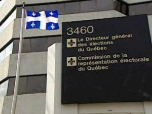 L 39 ex repr sentant du parti mis l 39 amende ici radio - Bureau du directeur general des elections ...