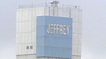 La mine Jeffrey à Asbestos