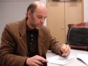 Réjean Roy, conseiller pincipal, CEFRIO