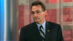 Richard Bergeron, chef de Projet Montréal