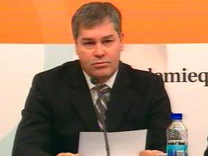 Le ministre Yves Bolduc