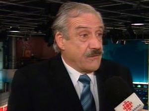 Jean-Claude Boucher, président d'Après-Rupture, un organisme d'aide aux pères en difficultés.