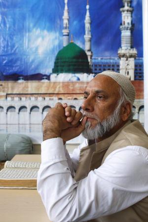 L'imam Syed Soharwardy de Calgary, fondateur du Conseil islamique suprême du Canada
