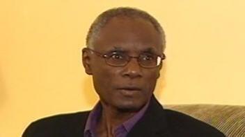 Adrien Chavannes, président de l'Association haïtienne de Québec