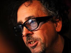 Le cinéaste américain Tim Burton