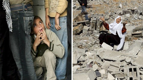 Exposition Drame à Gaza