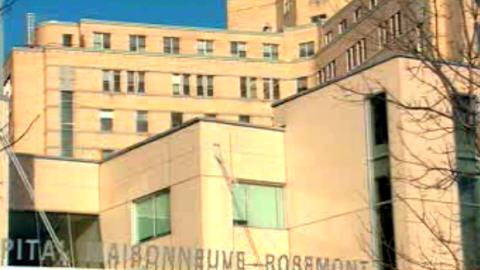 L'Hôpital Maisonneuve-Rosemont