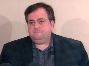 Giuliano D'Andrea, vice-président de l'Association des entreprises et professionnels italo-canadiens