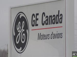 L'usine de GE à Bromont