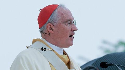 Marc Ouellet, archevêque de Québec et primat du Canada