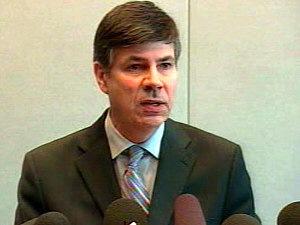Jean-Yves Hinse, responsable des relations professionnelles à la Ville de Montréal