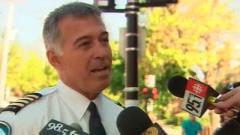Stéphane Lemieux, chef de la Division de la sécurité publique routière et de la circulation au SPVM