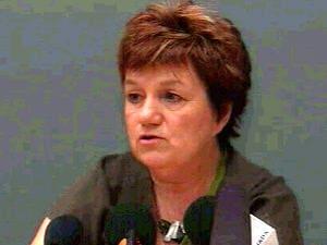 Claudette Carbonneau, présidente de la CSN
