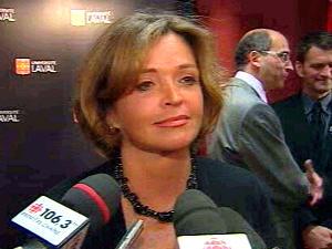 Josée Verner, ministre des Affaires intergouvernementales et de la Francophonie