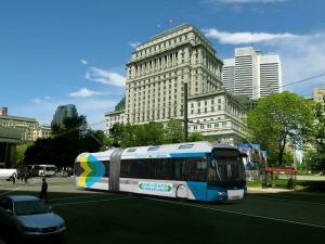 Autocar-Trolleybus