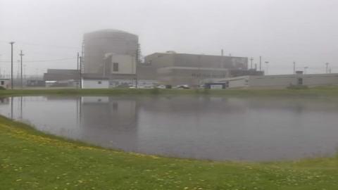 Centrale nucléaire de Point Lepreau