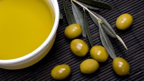 De l'huile d'olive