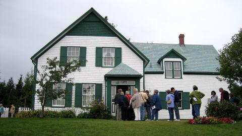 Les japonais sont de retour ici radio for Anne maison aux pignons verts