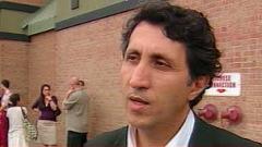 Le député Amir Khadir s'est rendu à Toronto pour payer une partie de la caution de Jaggi Singh.