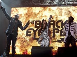 Le quatuor américain Black Eyed Peas vendredi au Festival d'été de Québec