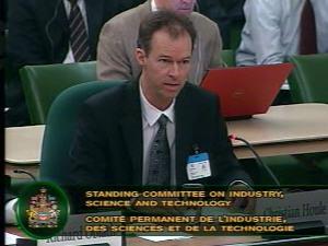 Christian Houle, directeur général de Shell à Montréal-Est