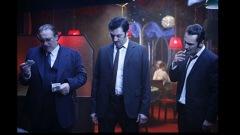 Gérard Depardieu et Vincent Cassel dans «L'Instinct de mort»