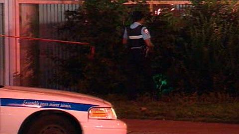 Intervention policière dans le quartier Côte-des-Neiges
