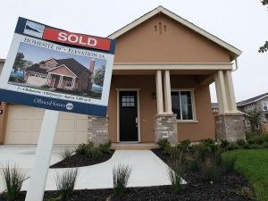 Le secteur immobilier se fragilise ici radio for Maison neuve vente