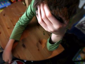 Un jeune autiste