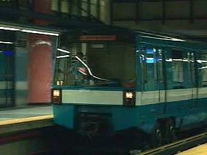 Rame de métro de Montréal