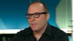 Martin Patriquin, journaliste et chef du bureau montréalais de Maclean's